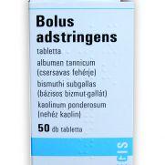Bolus Adstringens pack